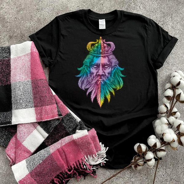 King Kannabis Rainbow T Shirt