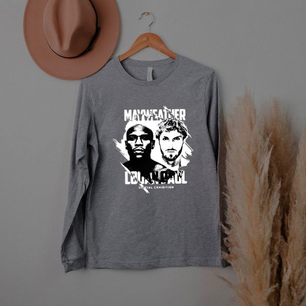 Mayweather Logan Paul Special Exhibition T shirt