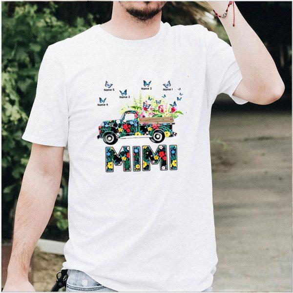 Name 1 name 2 name 3 name 4 name 5 Mimi shirt