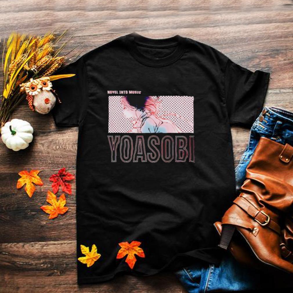 Novel into music Yoasobi shirt