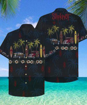 Slipknot Hawaii Hawaiian Shirt Fashion Tourism For Men, Women Shirt