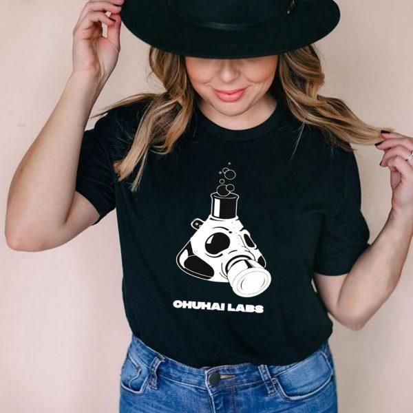 The Yetee x Chuhai Labs Breaking Chuhai shirt