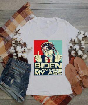 Trump fuck Biden can kiss my ass shirt