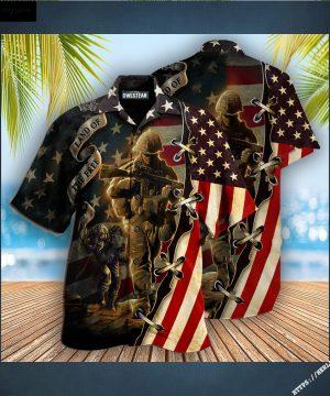 Veteran Proud Memories Edition - Hawaiian Shirt