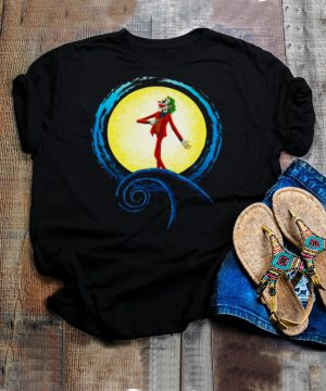 Joker Dance Nightmare Happy Halloween Shirt