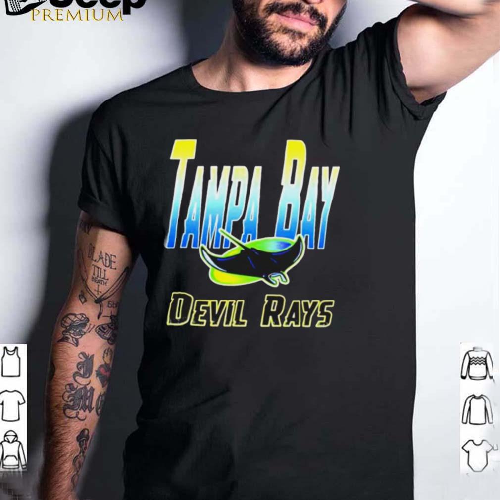 Tampa Bay Devil Rays shirt