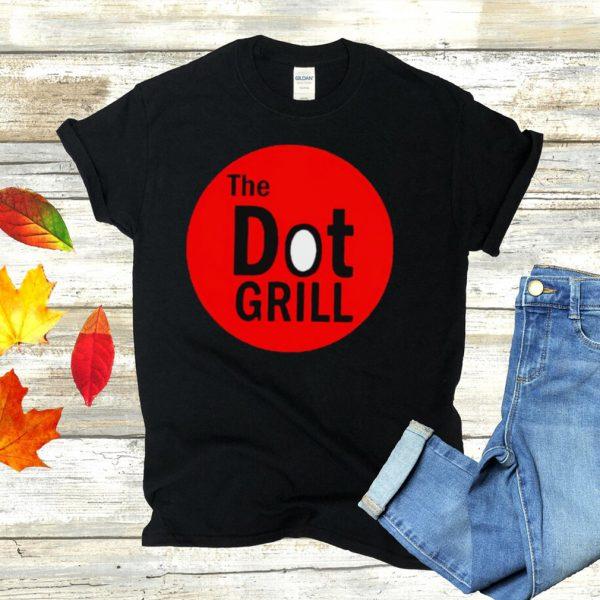 The dot grill shirt