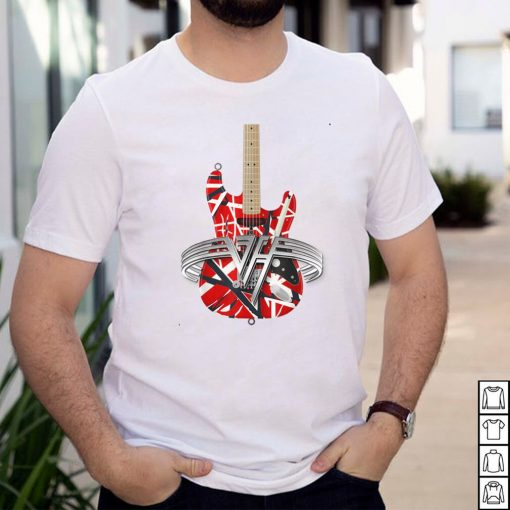 Classic Guitar Vintage Tee 1960s Outfits For Men, Women T Shirt