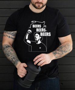 Jimmy Beers Beers Beers Rees Merchandise T shirt
