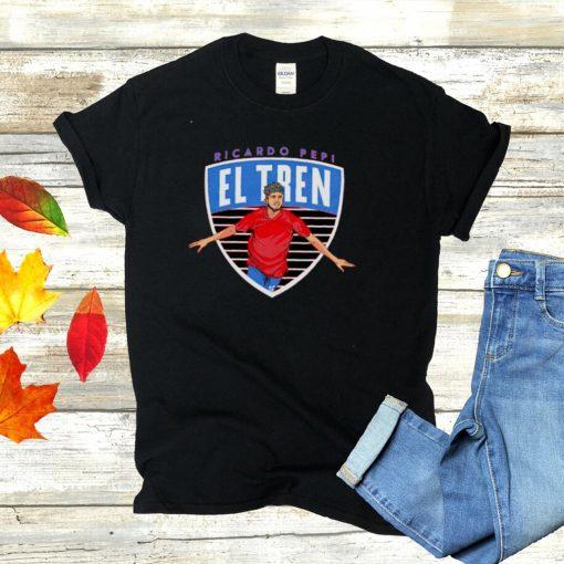 Ricardo Pepi El Tren shirt