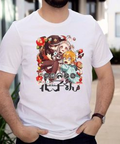 Vintage Toilet Bound Classic Hanako Kun Anime Japanese Manga T Shirt