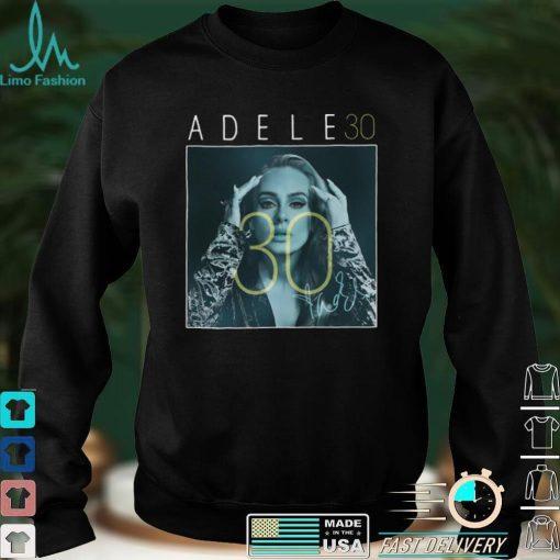Adele 30 Signature T shirt