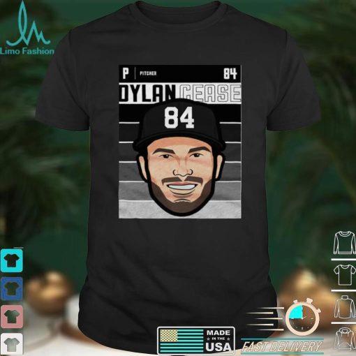 Chicago baseball number 84 Dylan Cease shirt
