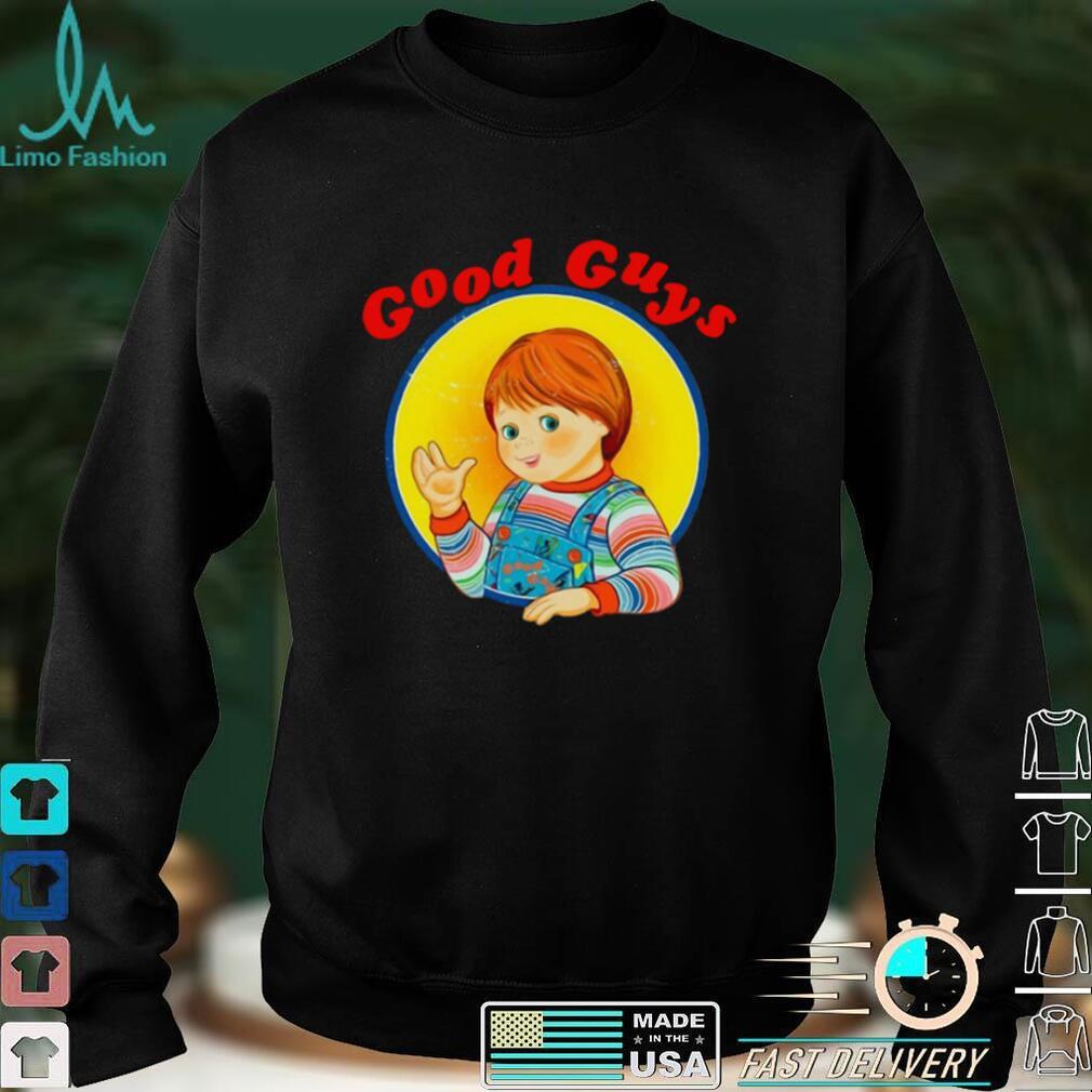 Good Guys Chucky Shirt