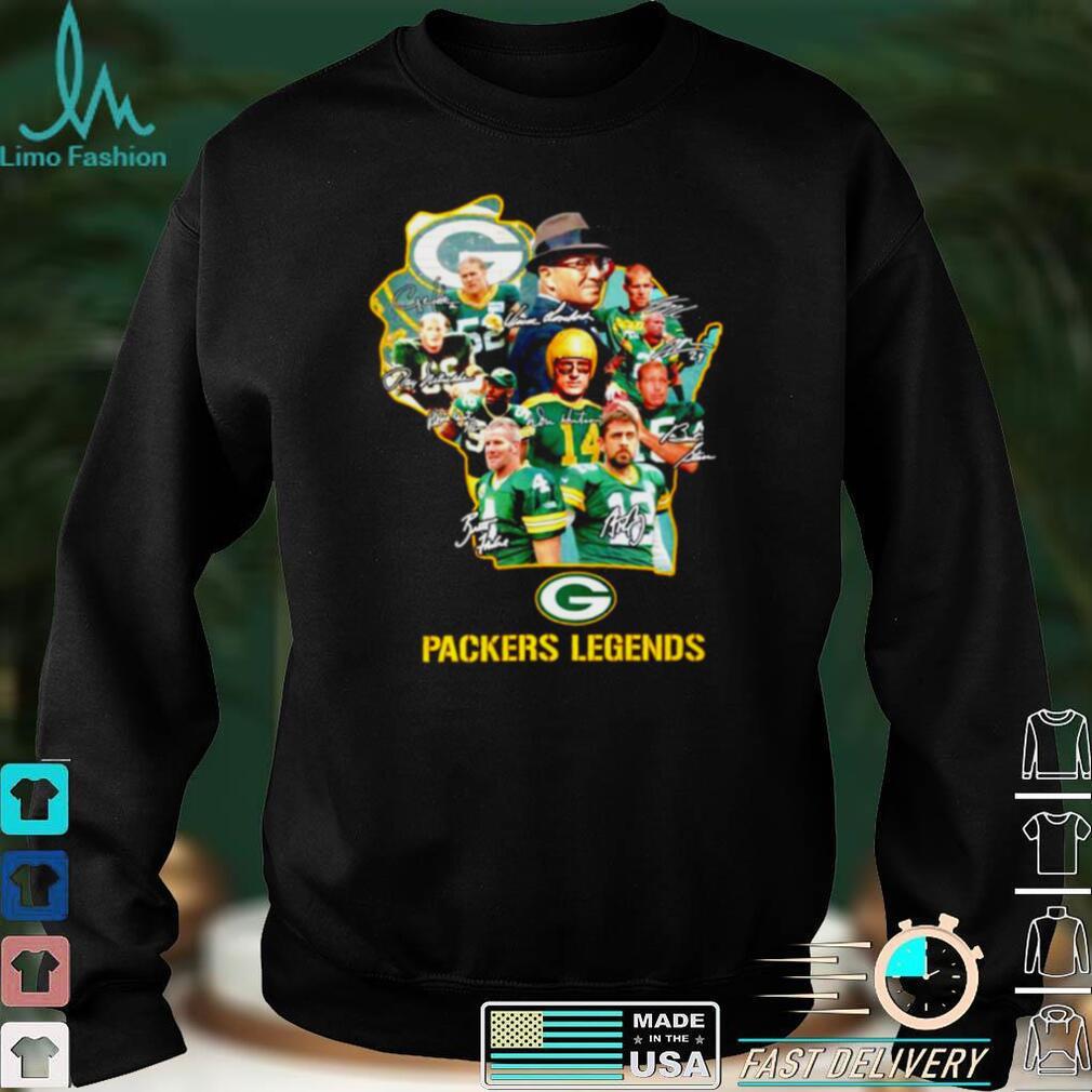 Green Bay Packers Legends Football shirt