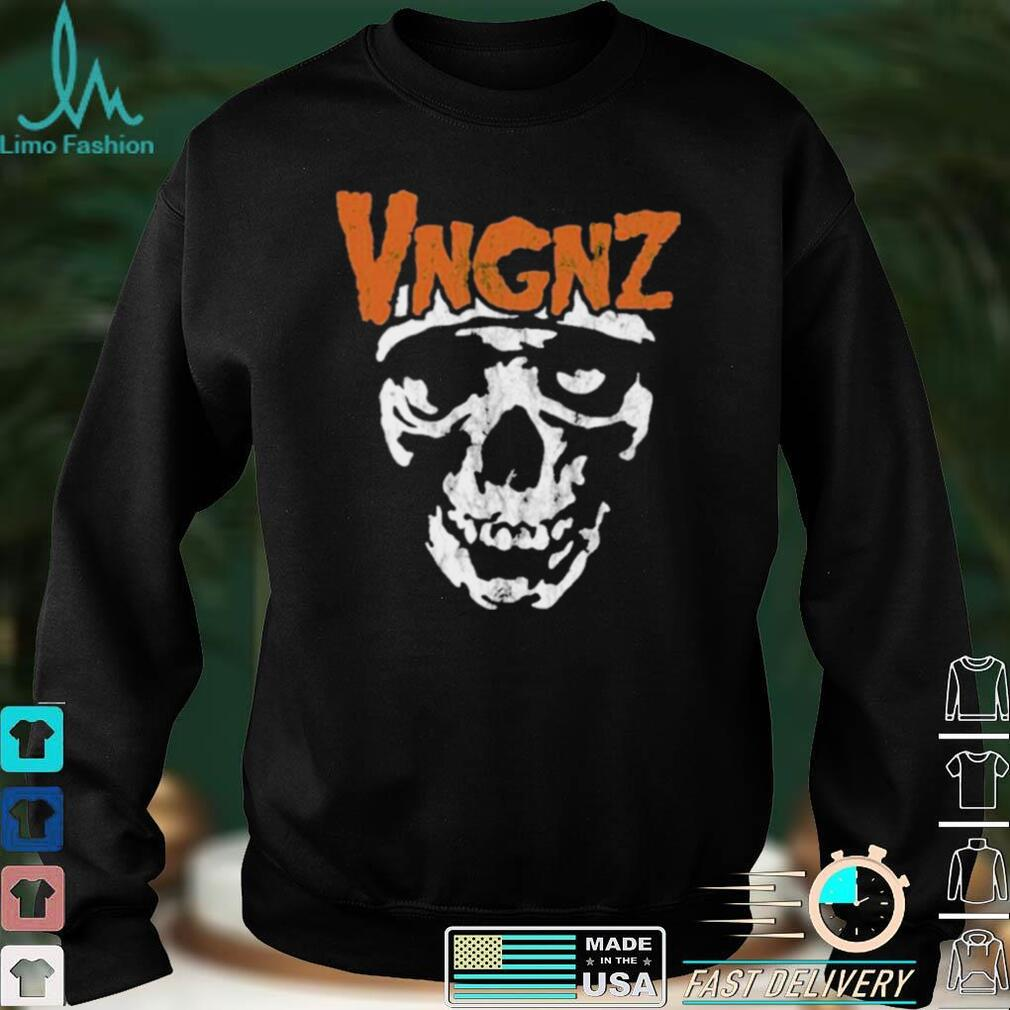 Halloween vngnz shirt