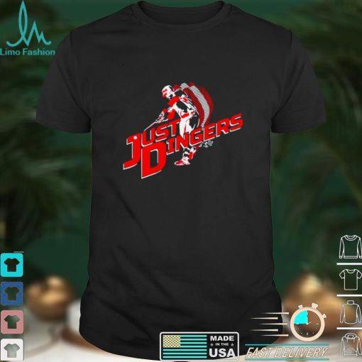 Just Dingers Boston Red Sox Postseason 2021 shirt