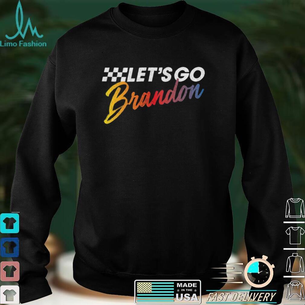 Lets Go Brandon Shirt
