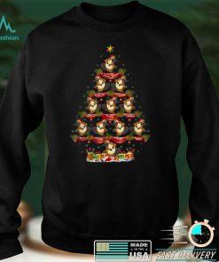 Official Platypus Animal Xmas Tree Lighting Platypus Christmas Tree T Shirt
