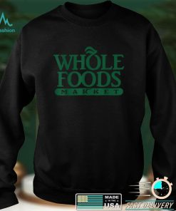 Official Wholes Market tee T Shirt